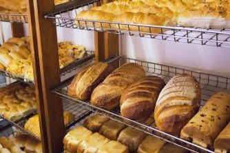 Fresh Bread Everyday.