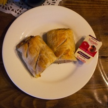 Savory Sausage Roll.