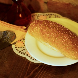Sesame Long Roll