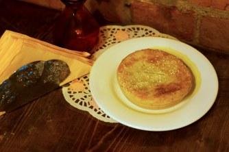 Chicken Mushroom and Leek Pie