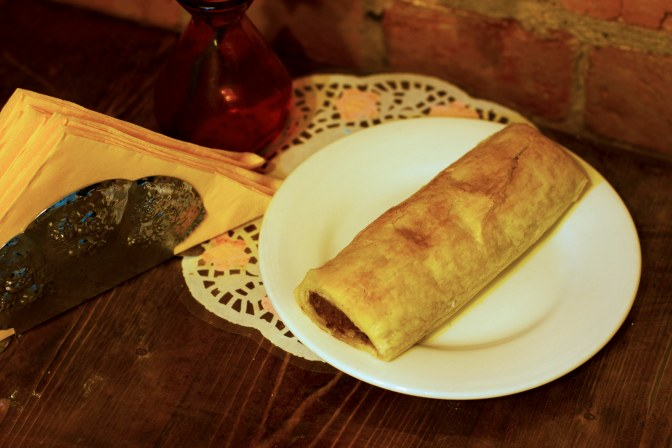 Dunolly's Sausage Roll