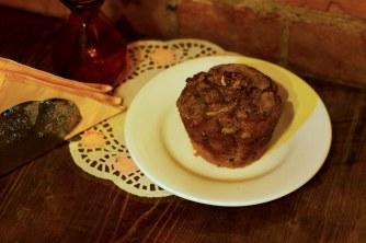 Espresso Walnut Muffin